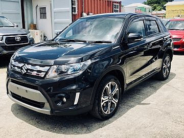 2016 Suzuki Vitara All Grip