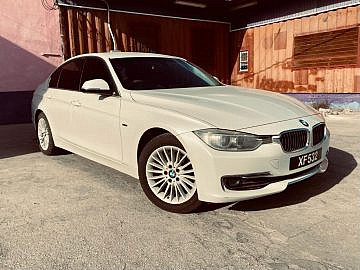 2015 BMW 316i Immaculate Condition