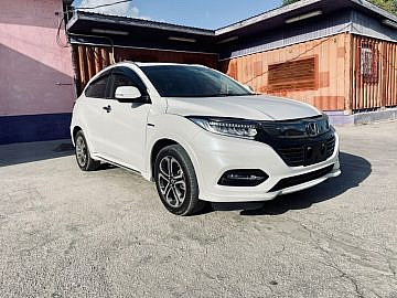 2018 Honda Vezel