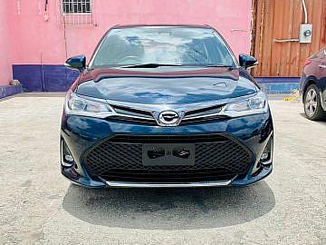 2018 Toyota Axio WXB