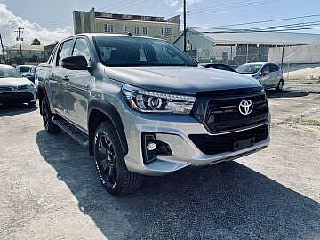 2019 Toyota Hilux Rocco