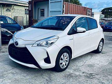2018 Toyota Vitz Hybrid