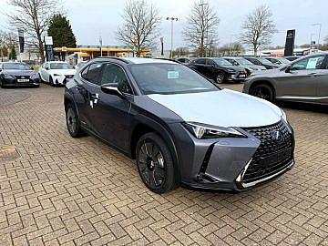 All New 2021 Lexus UX 250 Hybrid