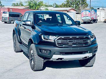 All New 2021 Ford Ranger Raptor