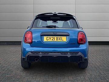 All New 2021 Mini Cooper S