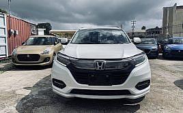 2019 Honda Vezel Hybrid
