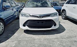 2017 Toyota Axio X