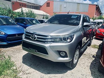 2018 Toyota Revo G