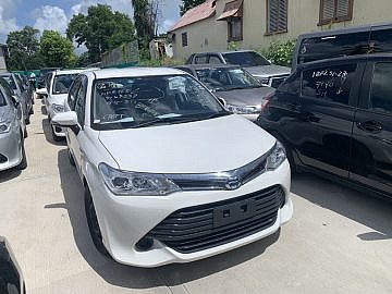 2017 Toyota Axio Hybrid
