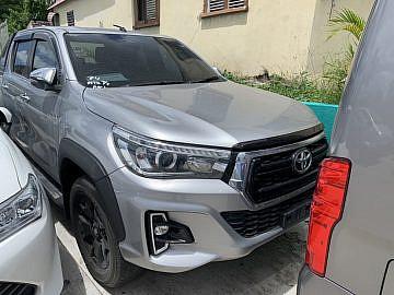 2018 Toyota Hilux Rocco
