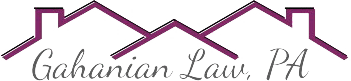 Gahanian Law, PA Logo