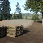new lawn install