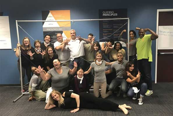INCLUSIVE LEADERSHIP WORKSHOP – POWERED BY BLUE COURAGE
