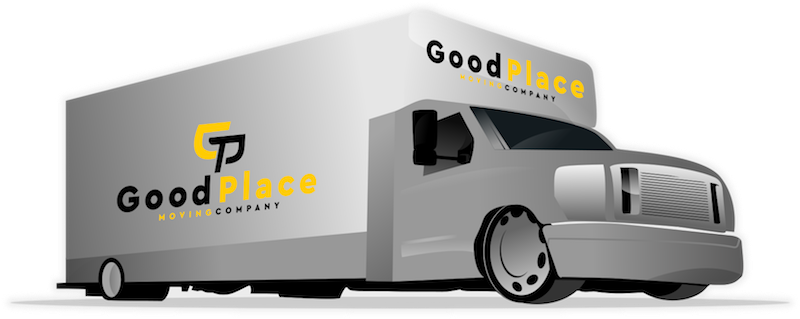 Good Place Moving Company Abbotsford Logo