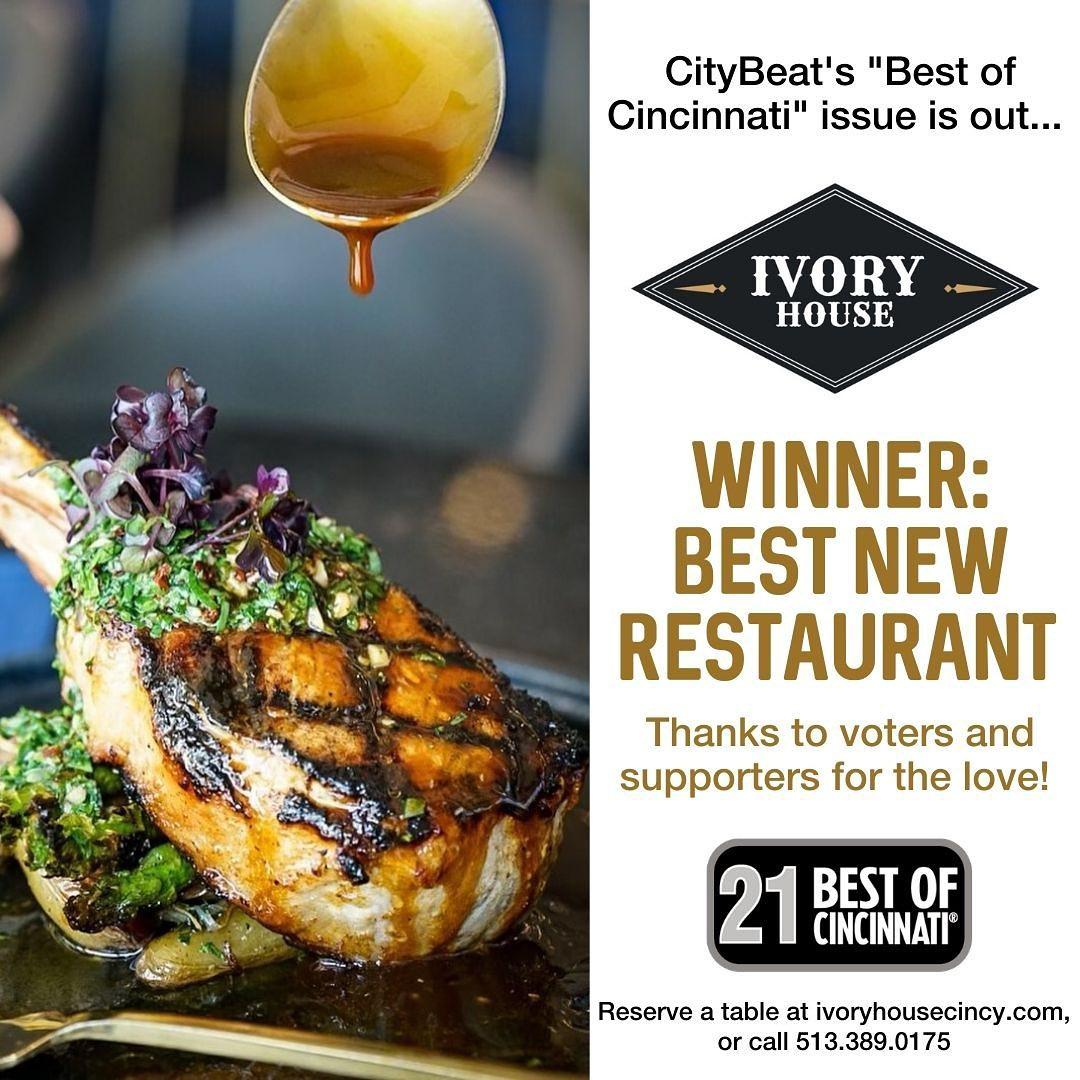 ivory house cincinnati westwood steak best new restaurant fine dining happy hour wagyu