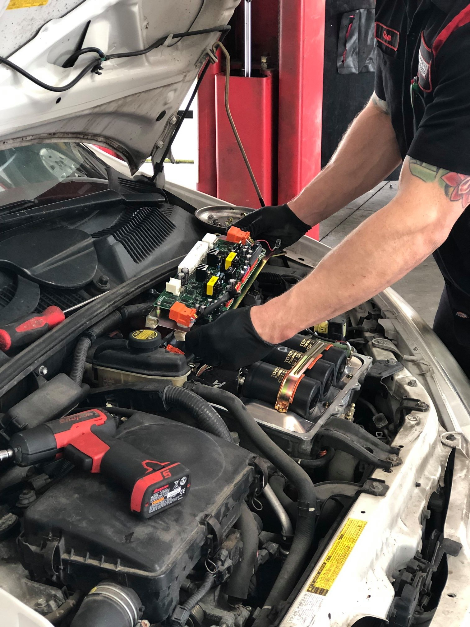 prius battery replacement