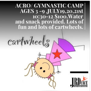 Acro / Gymnastic Camp