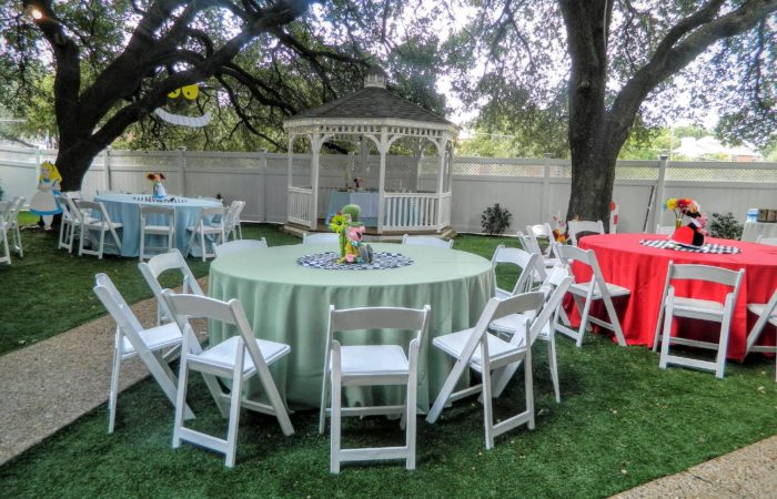 Baby Shower Venues, The Cupid's Garden