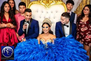 Aphrodite Quinceanera Packages