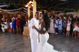 Wedding Reception In Dallas Area