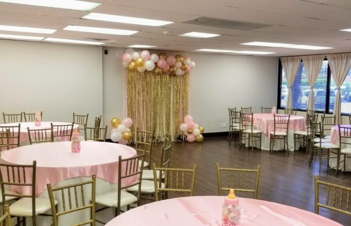 Inexpensive Baby Shower Venues