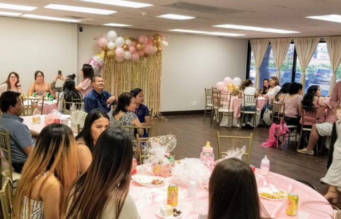 The Artemis Room, Baby Shower Locations Near Me