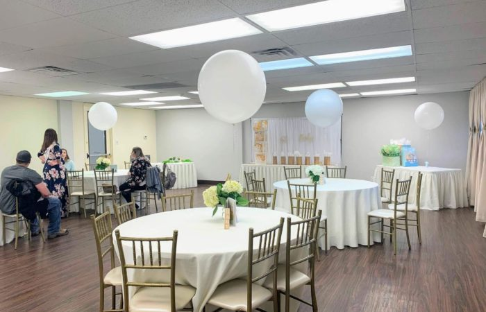 Event Centers For Baby Showers Near Me
