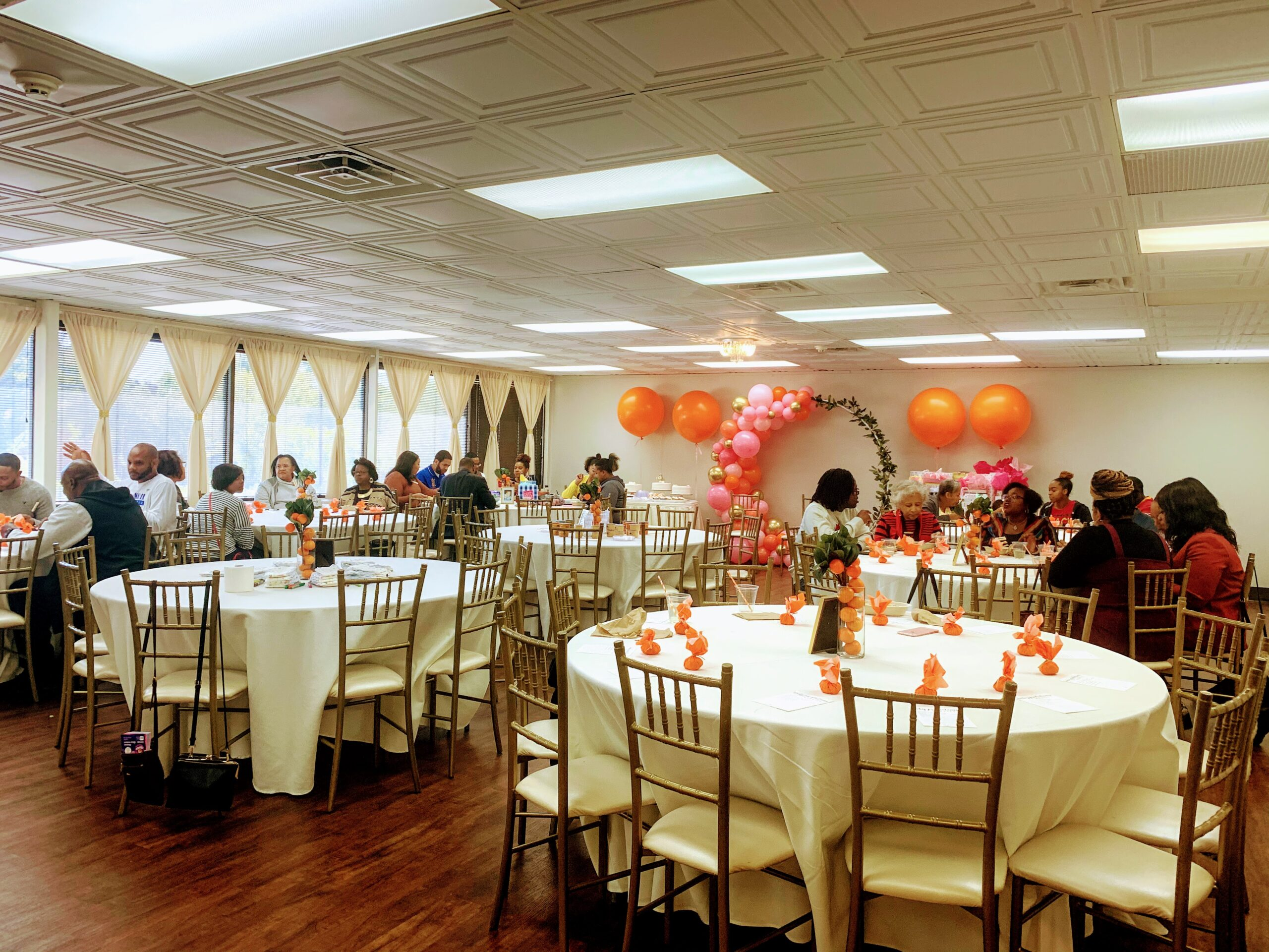 Baby Shower Venues