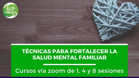 Salud mental familiar