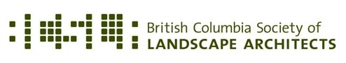 BCSLA British Columbia Society of Landscape Architects