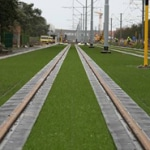 Purus EcorRaster Reinforcd Grass Light Rail Belgium