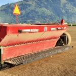 Western Turf Farms Seeder