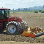 Western Turf Farms Rototiller