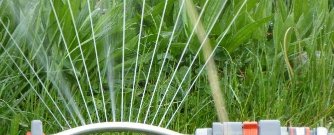 watering ban vancouver - sprinkler