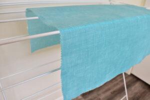 hang wrap to dry
