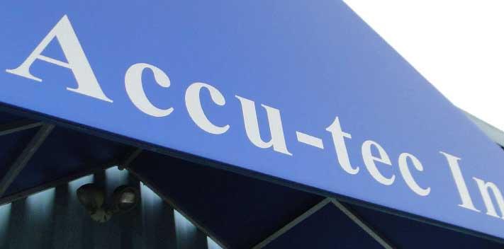 Accu-Tec Entrance