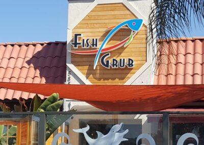 Fish Grub 1