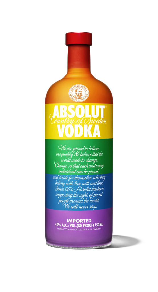 Absolut Colours - available at Supermarkets nationwide - £25.95 (2)