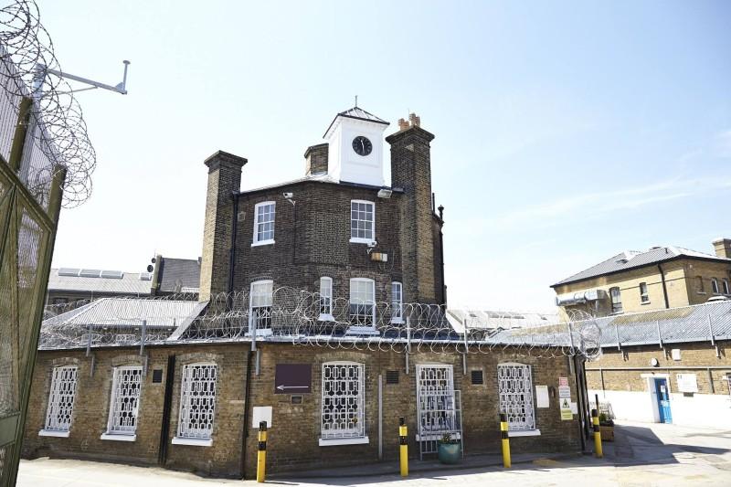 26 - The Clink Restaurant at HMP Brixton, London