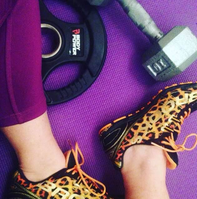 Fitness At Home Picture