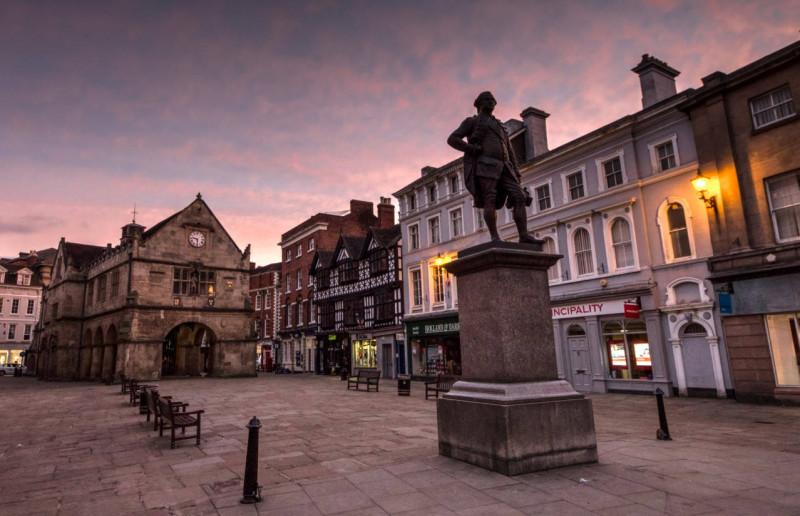 The-Square-Shrewsbury