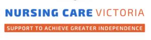 Nursing Care Victoria logo