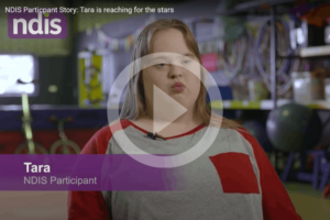 NDIS Participant Story - Tara