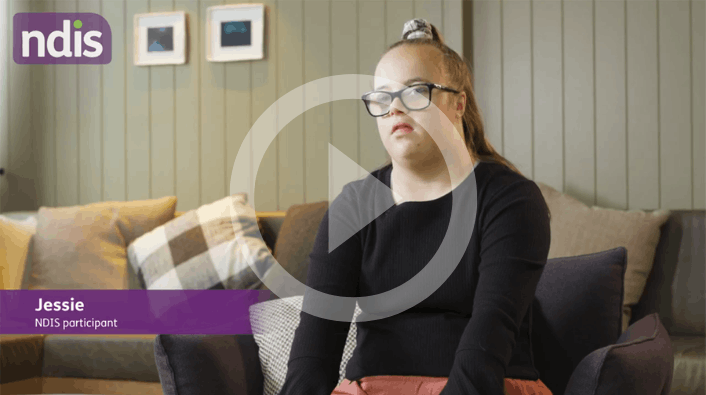 NDIS Participant Story: Jessie's a force to be reckoned with