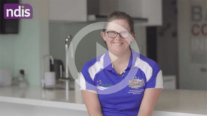 NDIS Participant Story - Taylor swimmer