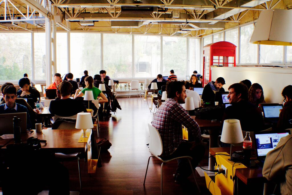 Getting flexible: The Rise of Coworking in Asia