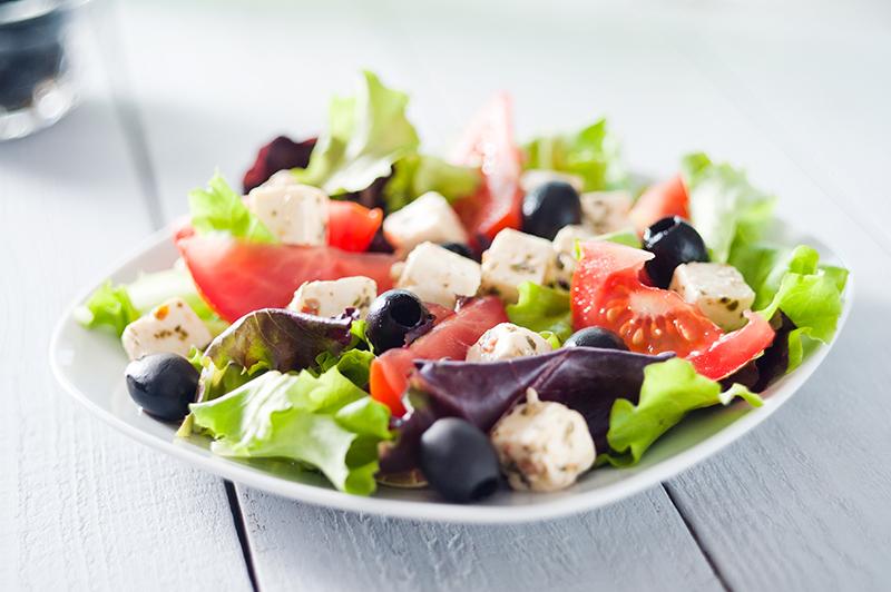 Reparation Earth Greek Salad