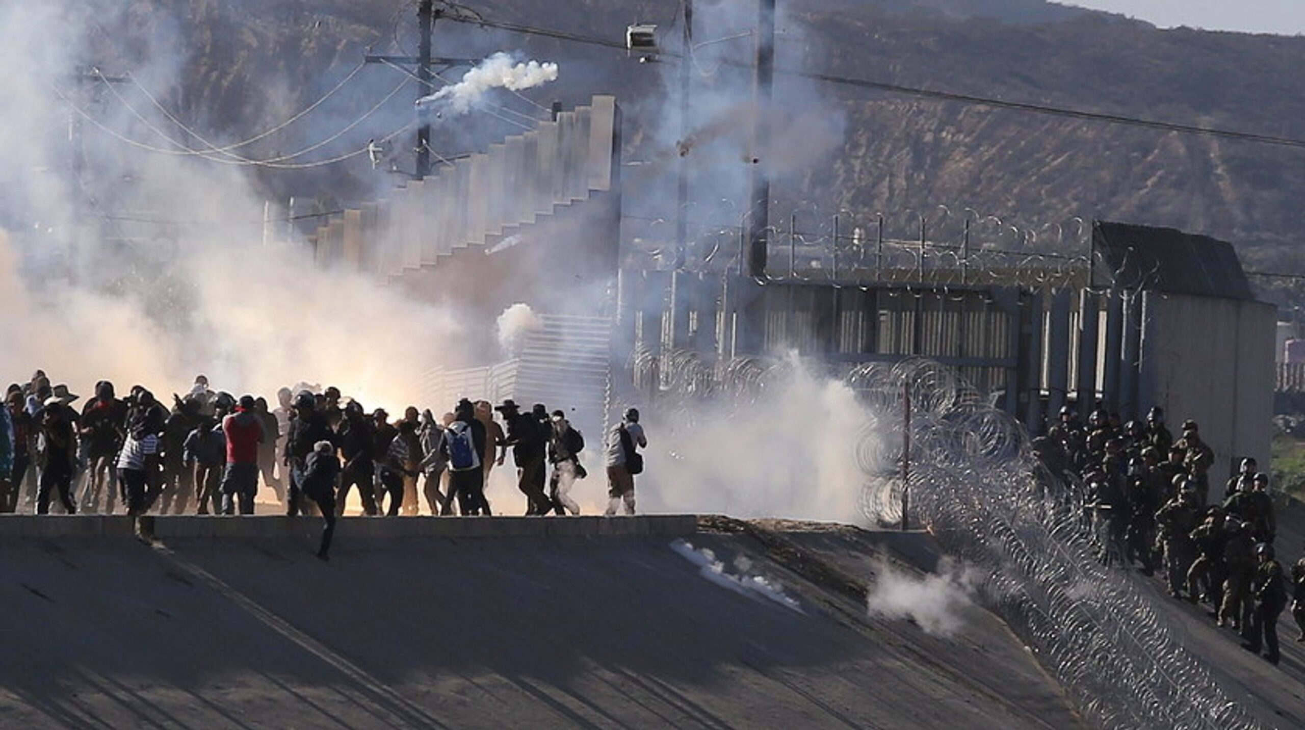 History Lesson: Obama Frequently Deployed Tear Gas at Border