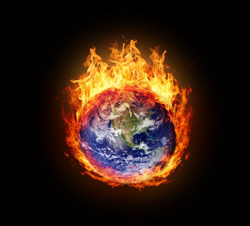 The end of the world … the sequel