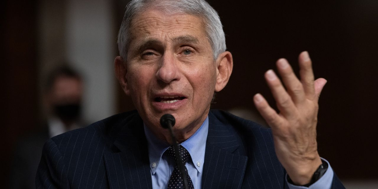 Dr. Fauci's Warning for the Next Few Weeks